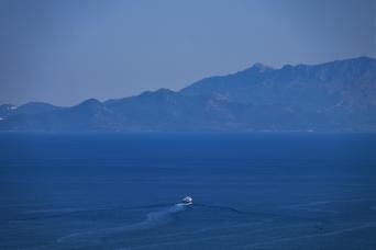 nave mare grecia
