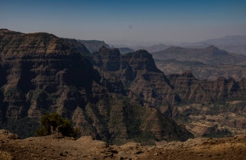 17 Simien Mountain