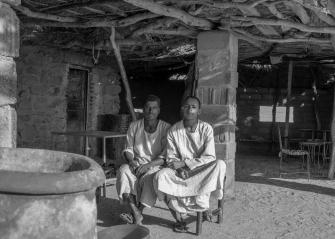19 punto di ristoro lungo la strada Merowe - Atbara
