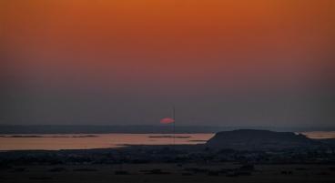 2 tramonto wadi halfa