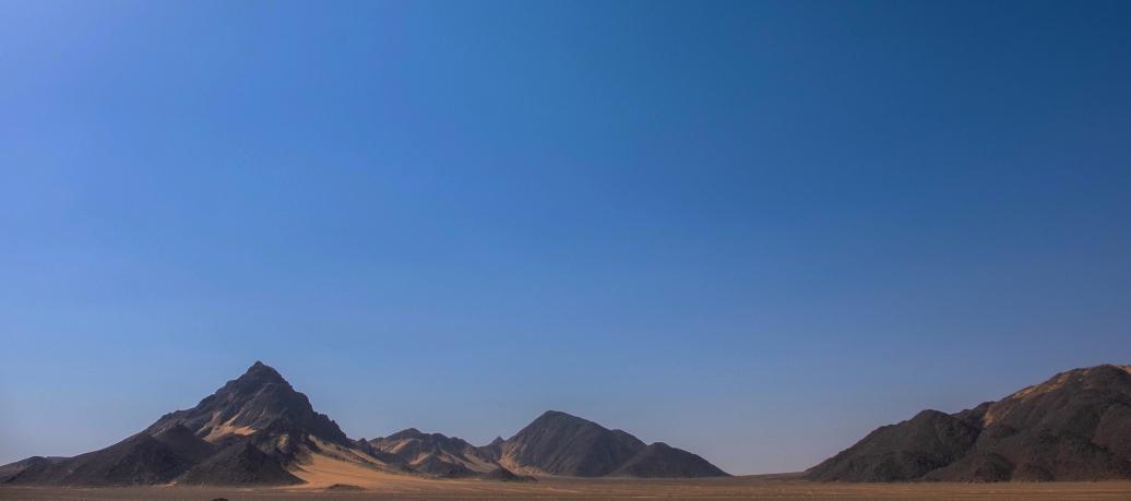 3 paesaggio fra Wadi Halfa ed Abri