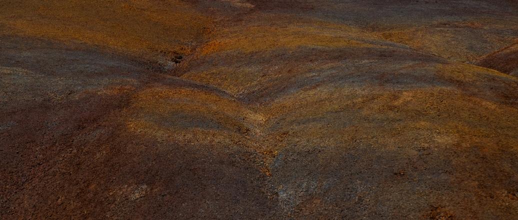 30 colorazione rocce nelle Simien Mountain