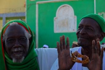 37 cerimonia Sufi a Khartoum