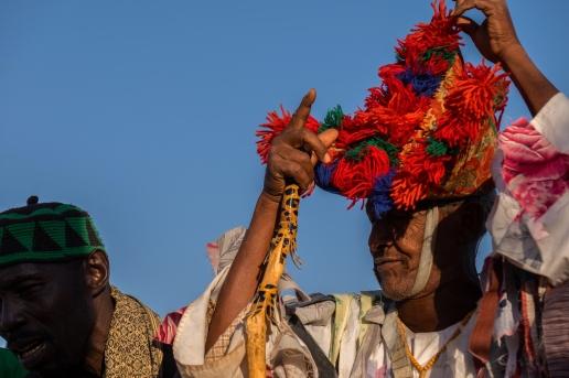 38 cerimonia Sufi a Khartoum