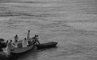 45 barca sul Nilo