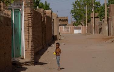 51 bambino del villaggio