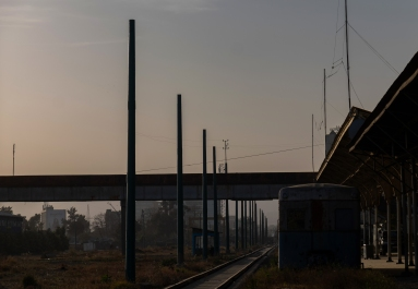 61 vecchia stazione ad Addis Ababa