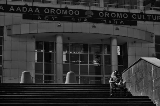 65 militare cultural centre vecchia stazione ad Addis Ababa