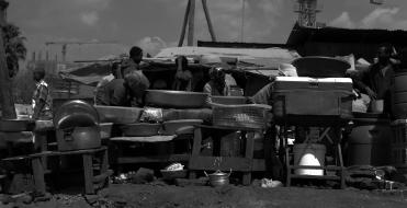 80 tavole calde per strada ad Addis Ababa