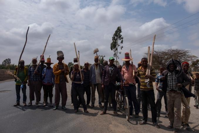 88 lavoratori al rientro a casa ad Alem Gebeya