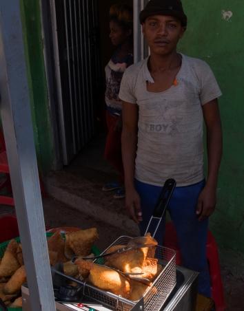 89 venditore cibo a Soddo