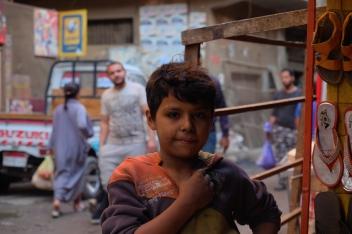 bambino garbage city cairo
