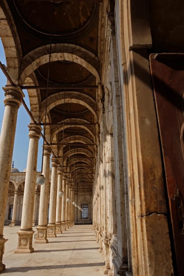 colonnato moschea