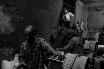 lavoratori di spezie cairo