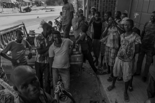 11 accoglienza a Lodwar