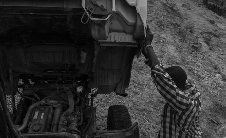 34 raffreddamento del camion