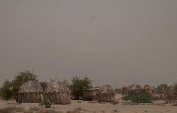 7 capanne Lago Turkana