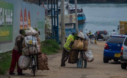 73 traghetto Mombasa verso Diani beach